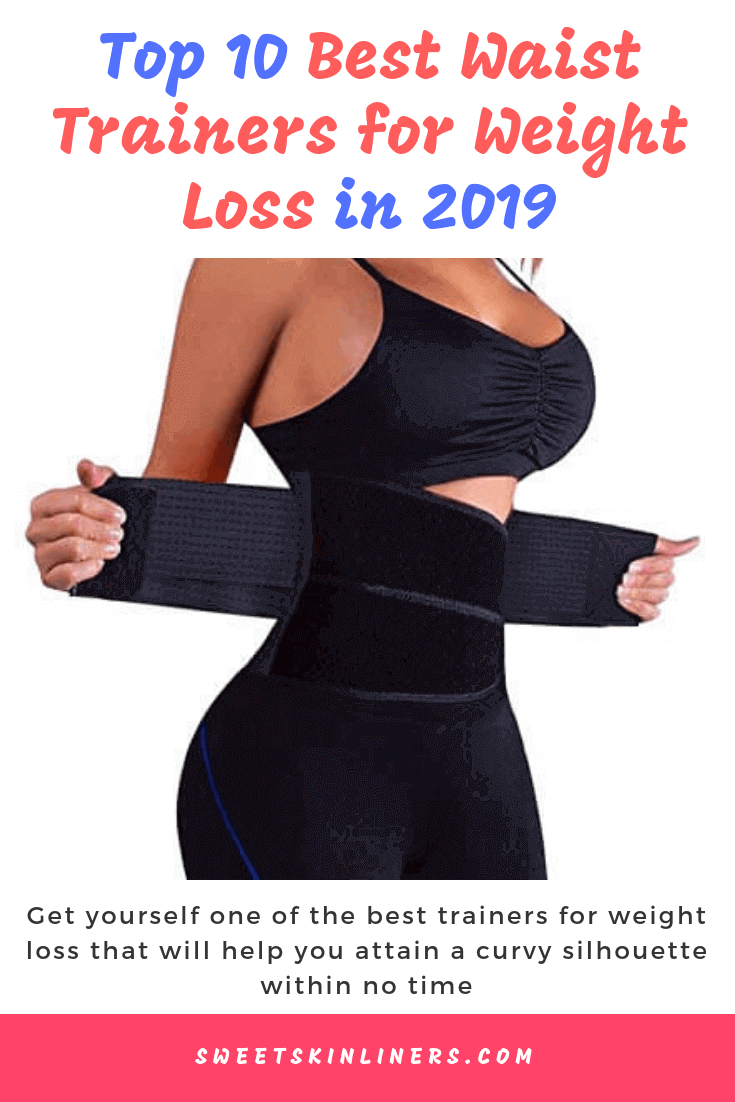Whether you have an unsightly tummy pooch or bland love handles, you can within no time achieve a sexier you with the best waist trainers for weight loss. Check out our detailed review of the best waist trainers that will get you noticed in the curved silhouette you've always dreamed of.