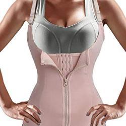 A waist training corset for women by Nebility, one of the best waist training corsets, Best Waist Trainer Corsets, best waist training corset brand