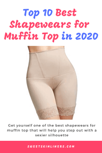 You don't have to struggle with an unattractive muffin top anymore because you can now get several body shaping undergarments to roll up the fat. Check out a review of the best shapewear for muffin top worth your money.