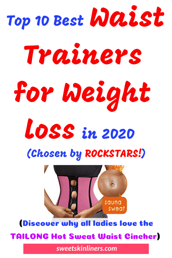 A curated list of the best waist trainer to workout in, best rated waist trainer, best girdles for weight loss
