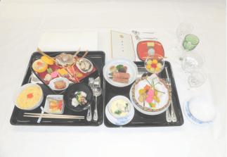 饗宴の儀で提供される料理