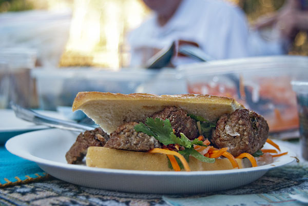 Banh Mi, and a Happy Picnic