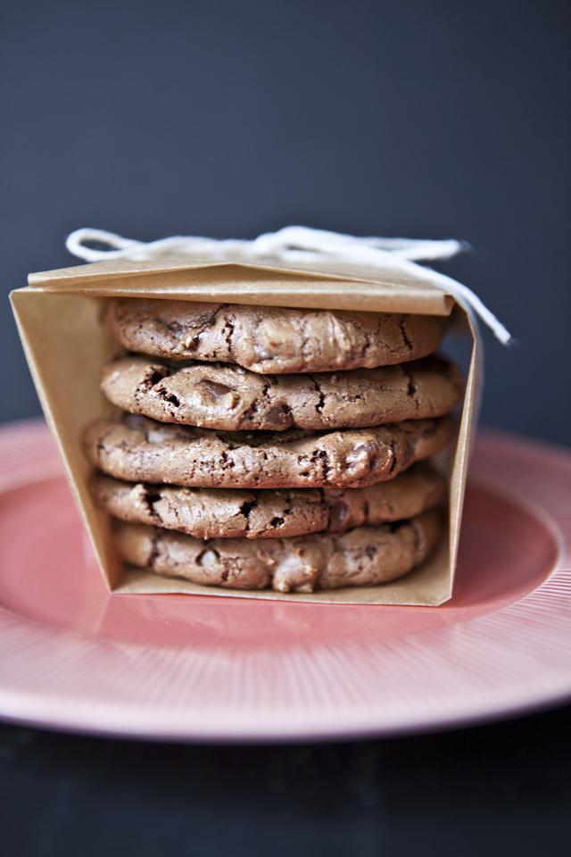 Humpday Chocolate Cookies