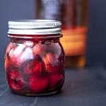 Vanilla-Bourbon Cherries