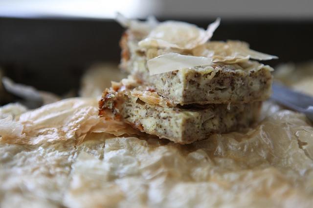 za'atar cheese bars // sweetsonian