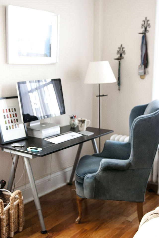home office // sweetsonian