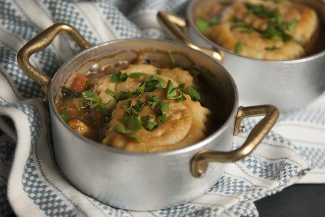 chicken pot pie // sweetsonian