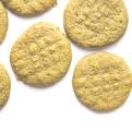 matcha almond cookies // sweetsonian
