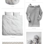 Pretty gray things.
