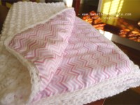 Cotton Candy Baby Blanket  DIY crochet | SweetSourMoments