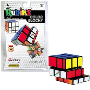 Winning Moves Games - Rubik's Color Blocks