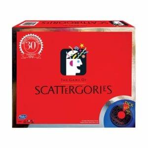Winning Moves Games - Scattergories