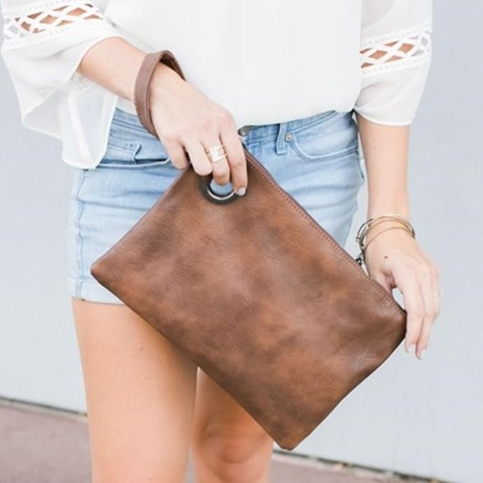 Was $29.99 - Now $13.99 - Versatile Clutches | Free Shipping (10/12 to 10/14)