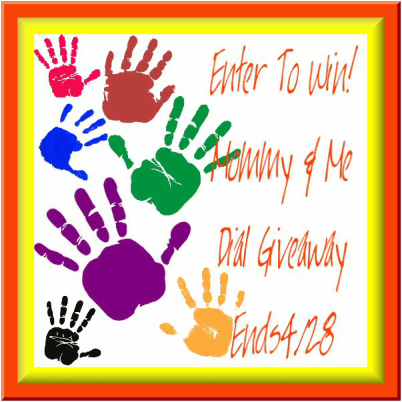 Enter the Dial Mommy & Me #Giveaway before it ends 4/28
