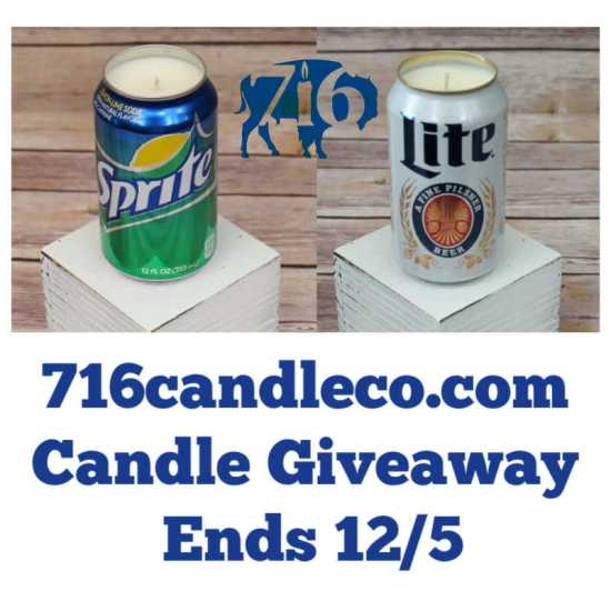 🎄 Enter and you could #WIN a Beer or Soda Pop Can Candle in your choice of scent when this #SMGN Holiday Gift 🎁 Guide #Giveaway ends 12/5. @SMGurusNetwork @las930 @716CandleCo