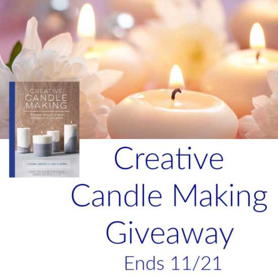 🎄Enter and you could #WIN Creative 🕯️ Candle Making and the materials to make 4 all-natural candles at home when this #SMGN Holiday Gift 🎁 Guide #Giveaway ends 11/21.  @SMGurusNetwork @las930 @QuartoKnows