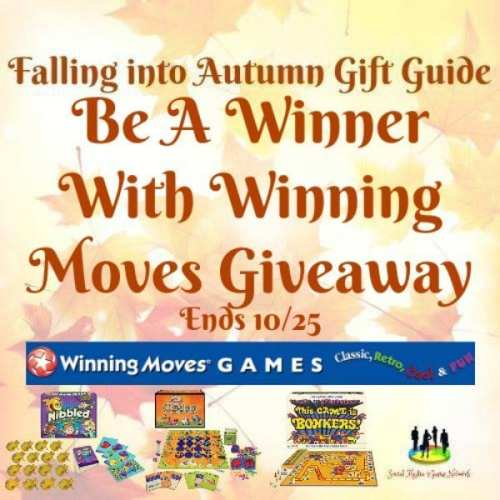 Be A Winner With Winning Moves Giveaway