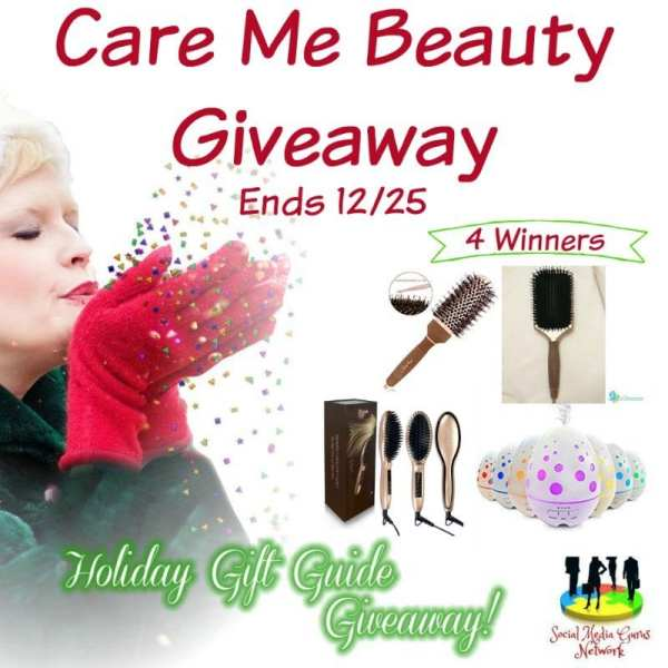 Care Me Beauty Holiday Gift Guide Giveaway