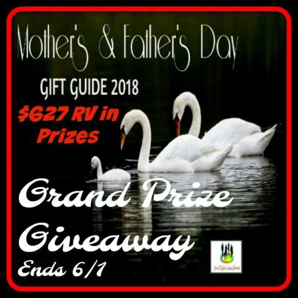 Mother's and Father's Day Grand Prize Giveaway Worth $627 @SMGurusNetwork
