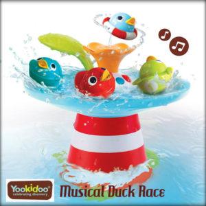 Yookidoo Musical Duck Race Giveaway