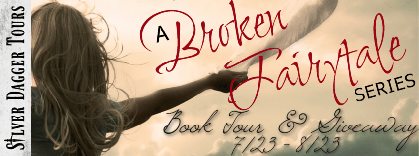 3 x $10 Amazon Gift Cards Giveaway & A Broken Fairy Tale Series Book Tour Ends 8/23