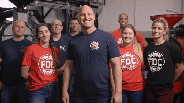 Veteran Owned Fire Department Coffee - At Fire Department Coffee, every order is freshly roasted in Rockford, Illinois, by a dedicated team of firefighters, first responders, and coffee connoisseurs. Choose your favorite flavor of freshly roasted coffee...