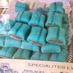 リヨンの伝統菓子クッション