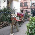 アルザス地方コルーマルの街並み
