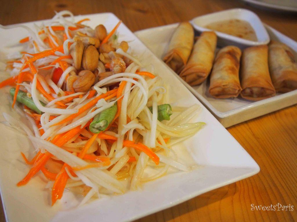バンコク旅行 タイ料理