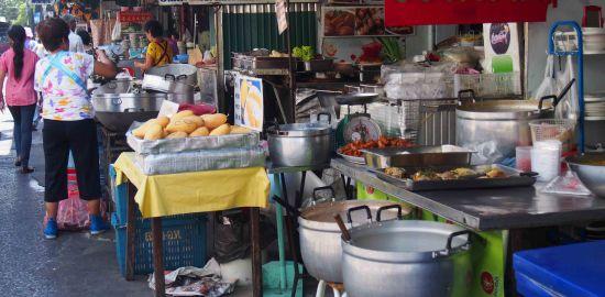 バンコクでタイ料理教室