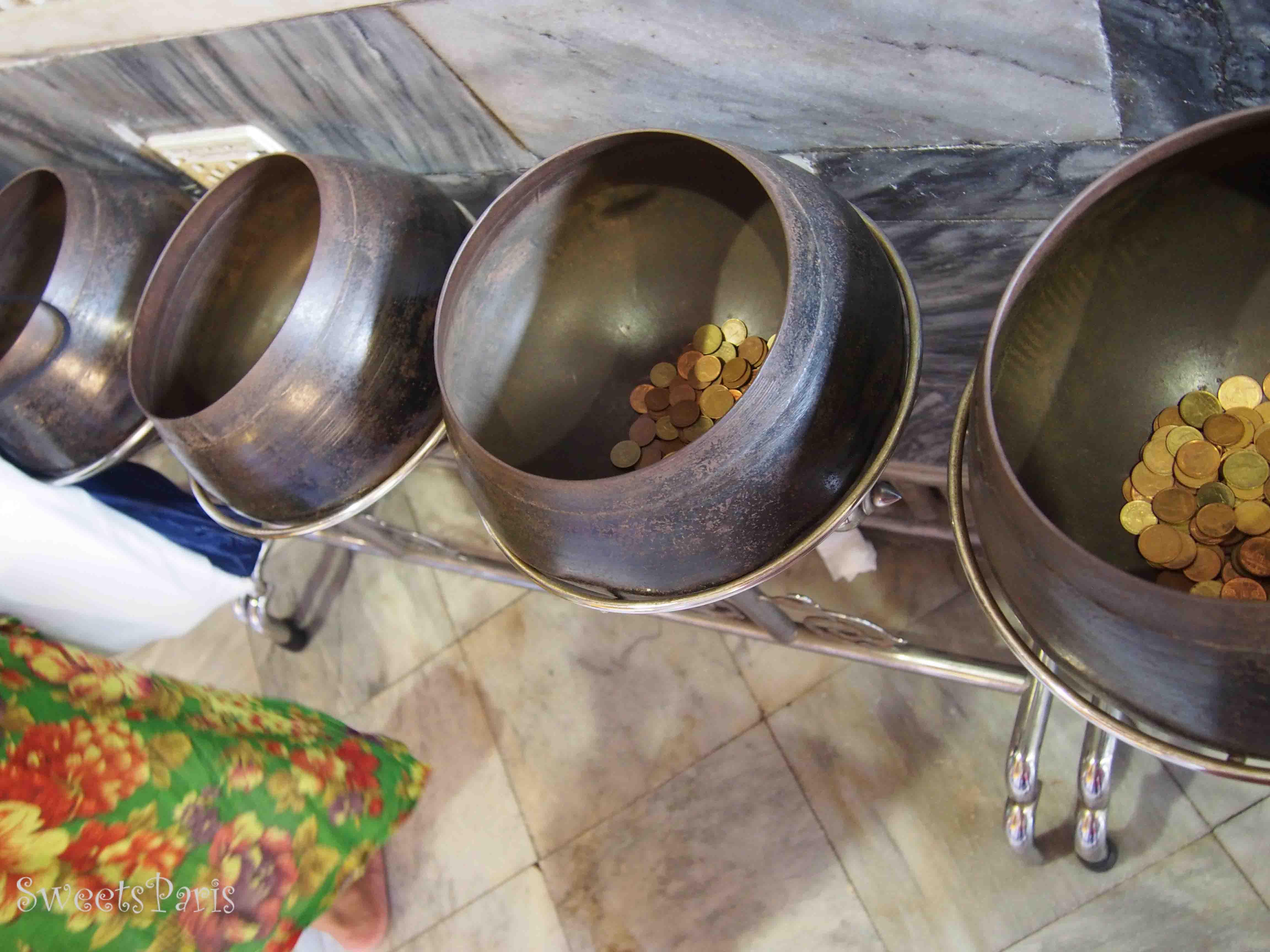 タイ・バンコクで寺院めぐり