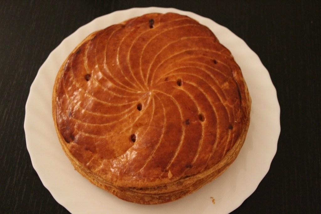 ガレットデロワ|1月6日に食べるフランスのお菓子