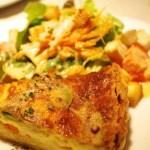 フランス冬野菜の定番ポワローで作るキッシュのレシピ