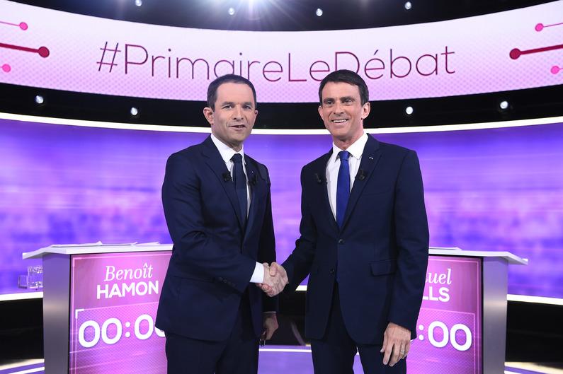 フランス語のヒアリングの勉強になる大統領選|討論 débat