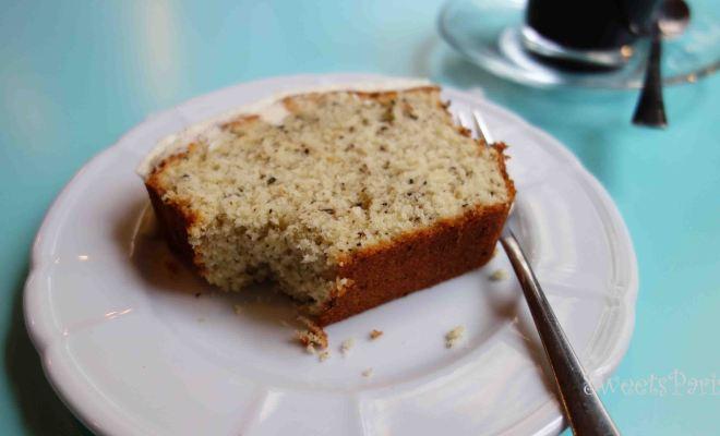わたしが作るのよりおいしい焼き菓子のあるカフェ|リヨン