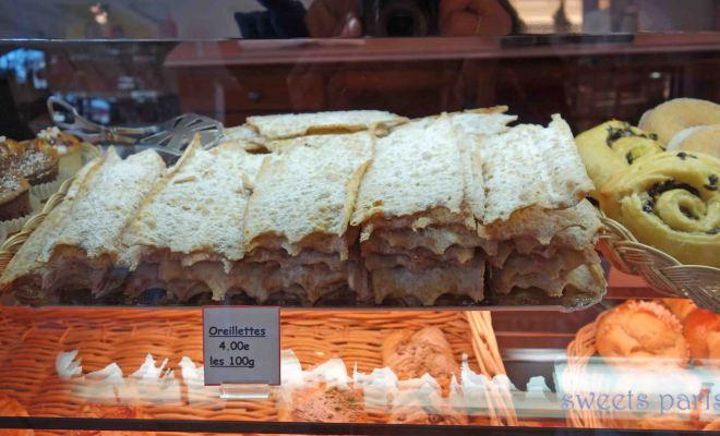 オレイエットってなに?|イゼール地方でも見つけたカーニバルの揚げ菓子