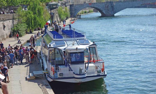 リヨンシティボート Lyon City Baot