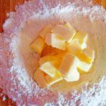 甘くないタルト生地|パット・ブリゼの作りかた Pâte brisée