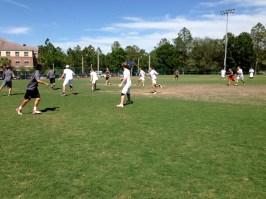UCF Men's zone defense
