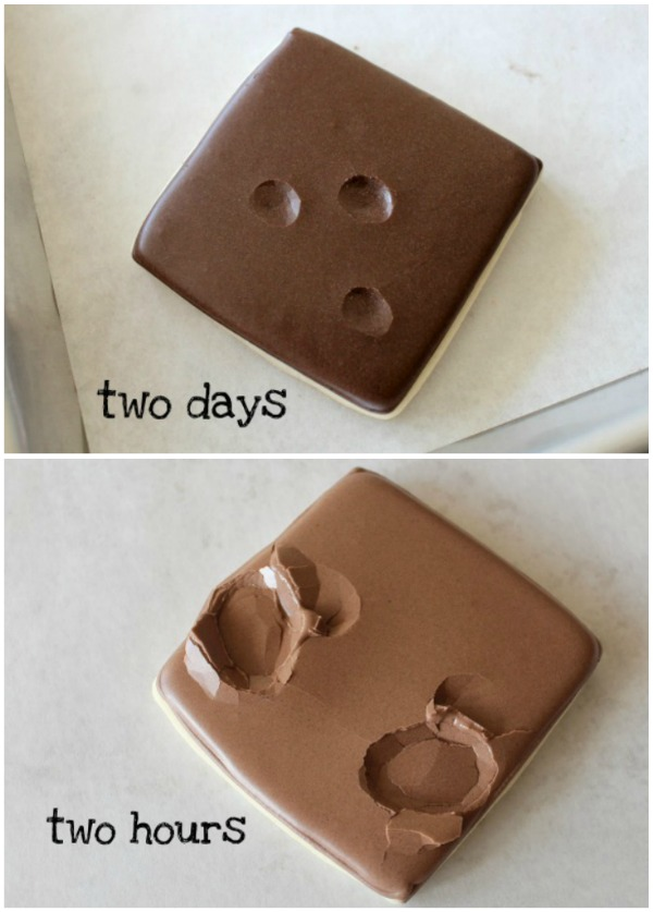 How To Make Brown Icing : brown, icing, Chocolate, Royal, Icing, Sweet, Adventures, Sugar, Belle