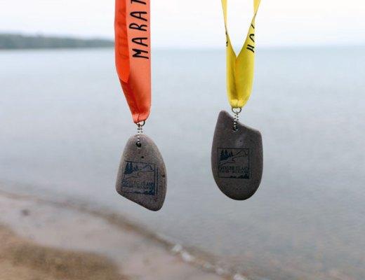 Madeline Island Marathon  Results