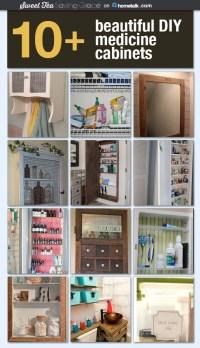Medicine Cabinet Storage Ideas   Sweet Tea & Saving Grace