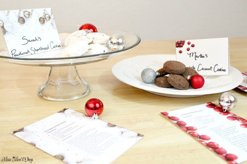 Plan A Cookie Exchange Party In 5 Simple Steps Miss Mae S Days