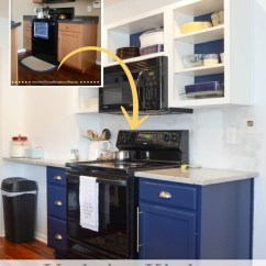 Budget Kitchen Cabinets French Country Island How To Update On A Sweet Tea Saving Grace You Can Drastically Your Existing With Just Few