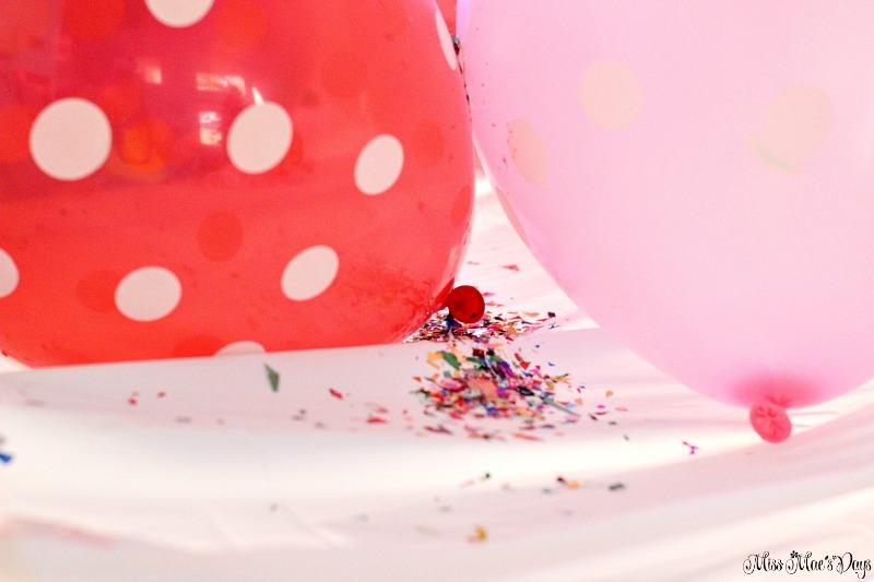 DIY New Year's Eve Balloon Drop