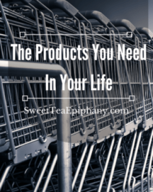 The Products You Need In Your Life