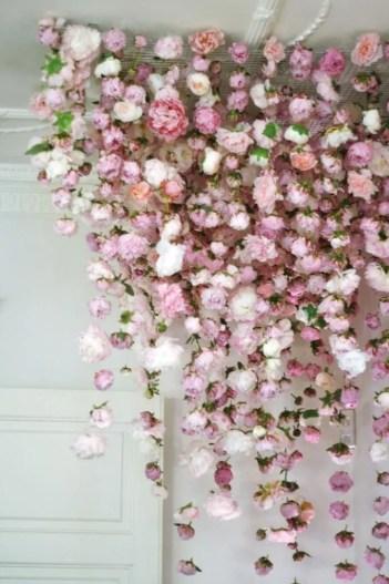 hanging flowers pinterest