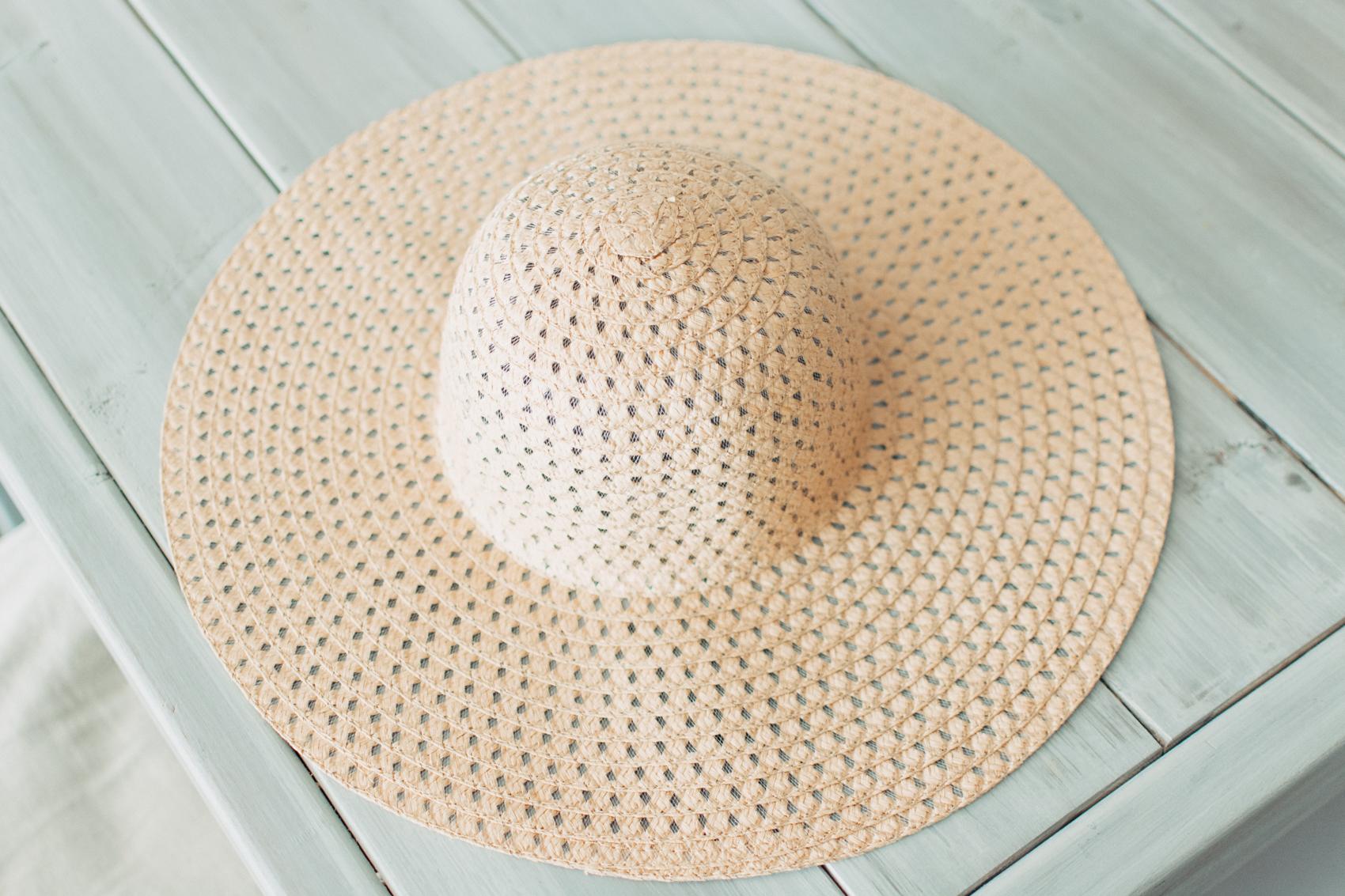 Sun Hat From Walmart