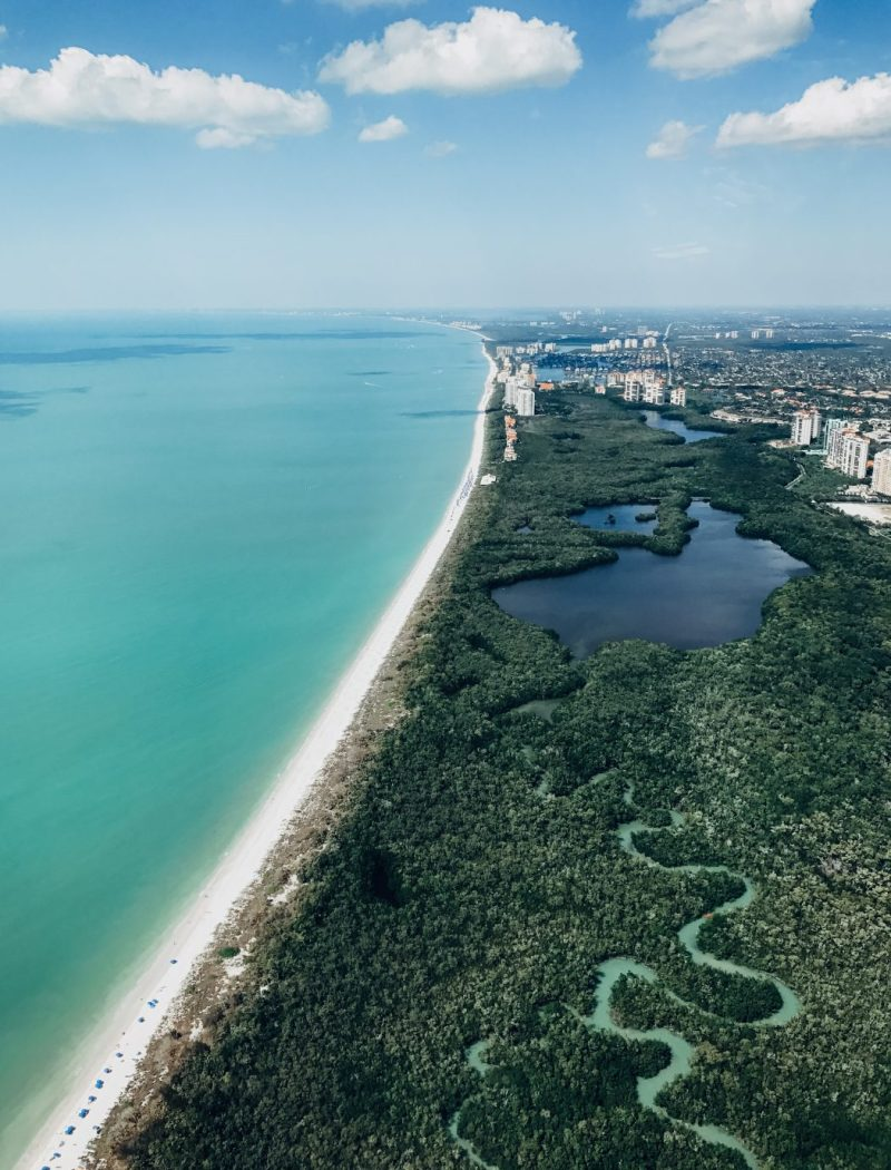 ford tri-motor 1929 airplane ride above naples florida