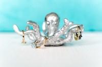 DIY Octopus Ring Holder